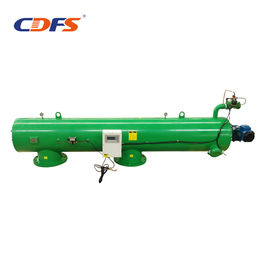 China Green Automatic Backwash Filters , Screen Industrial Water Treatment Systems supplier