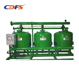 10 - 200 Sec Multimedia Sand Filter , 0.15 - 1.0Mpa Water Sand Separator Filter