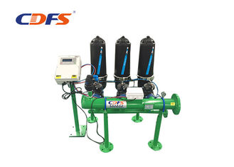 High Pressure Disc Water Treatment Filter For River / Underground Water