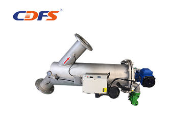 China Industrial Irrigation Automatic Self Cleaning Filter For Nozzle Protection supplier