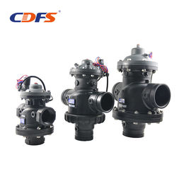 3 Inch Three Way Filter Backwash Valve For Automatic Filter Metal Material