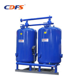 Thick Multimedia Sand Filter , Customized Voltage Auto Clean Water Filter