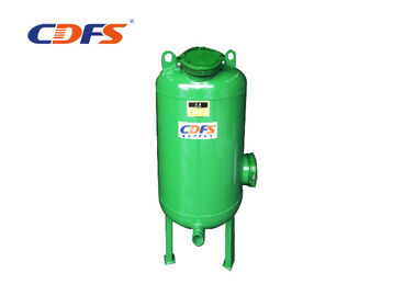 6 - 1000 M3 / H Sand Media Filter With Large Size Tank ISO9001 Approval