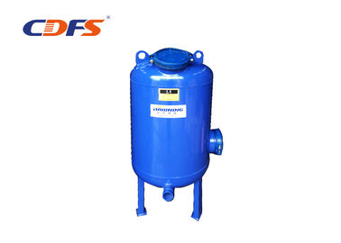 Stainless Steel Horizontal Sand Filter , 24 - 48 Inch Tank Auto Clean Filter