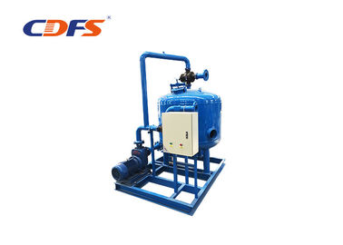 Deep Bed Sand Media Filter 2 - 8 Bar Working Pressure For Dirty Water Conditions